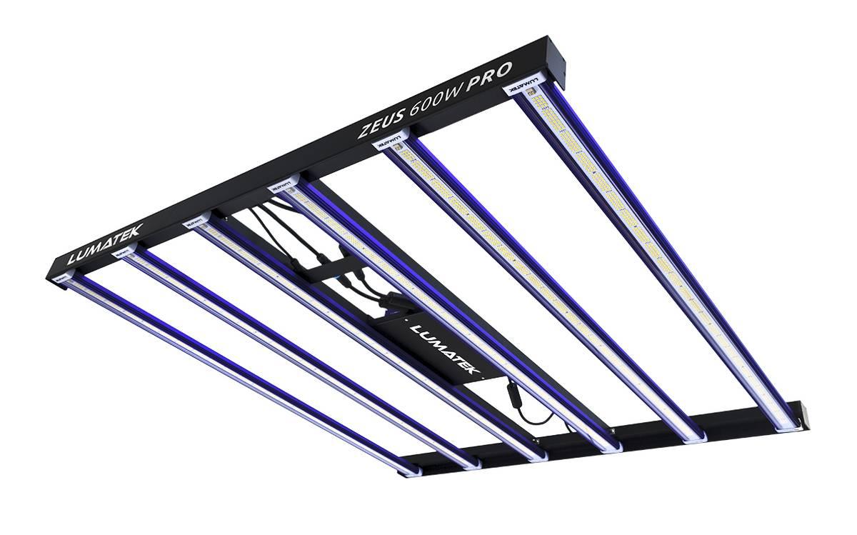 Lumatek Zeus 600 W PRO LED Fullspektrum