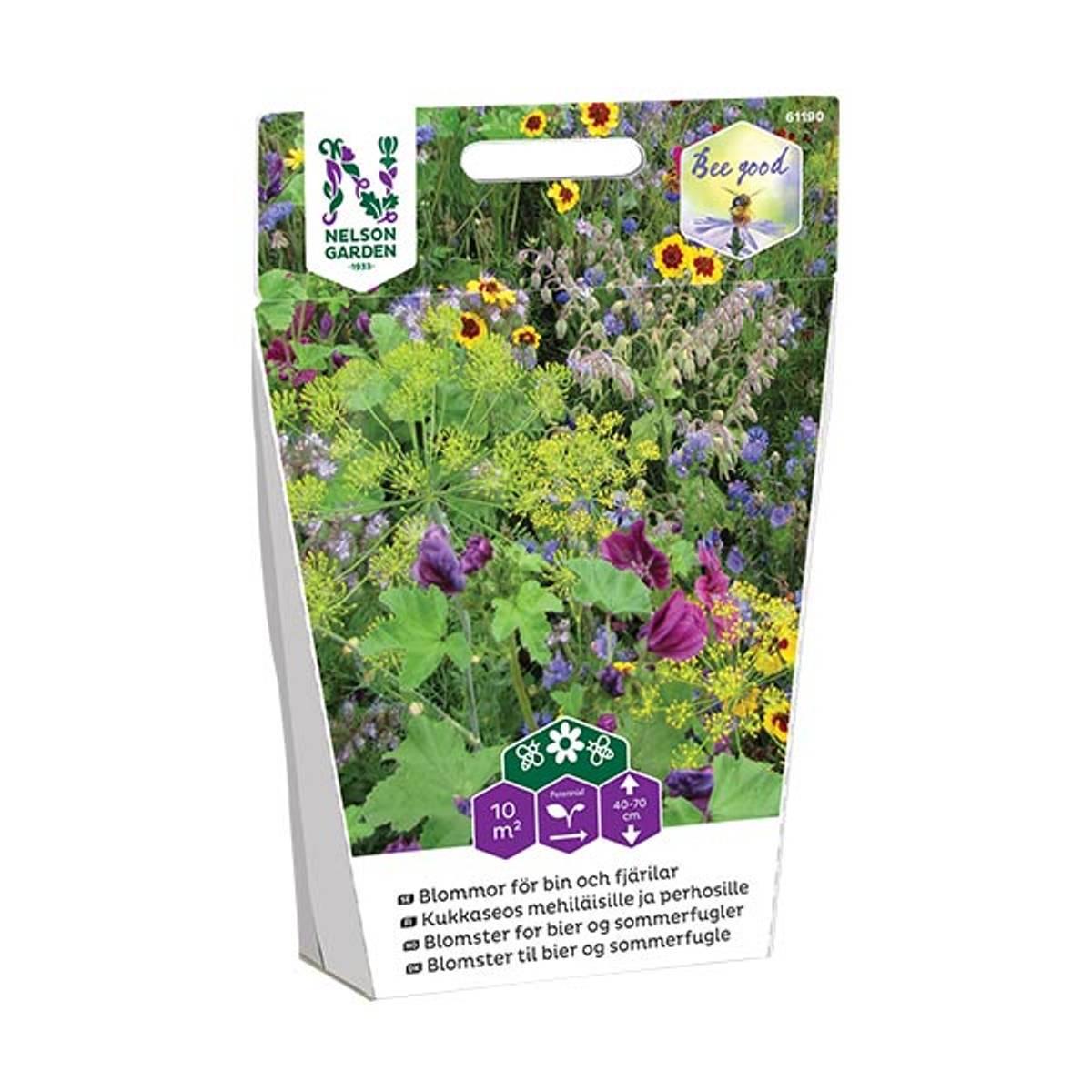 Blomster for bier og sommerfugler 20 g