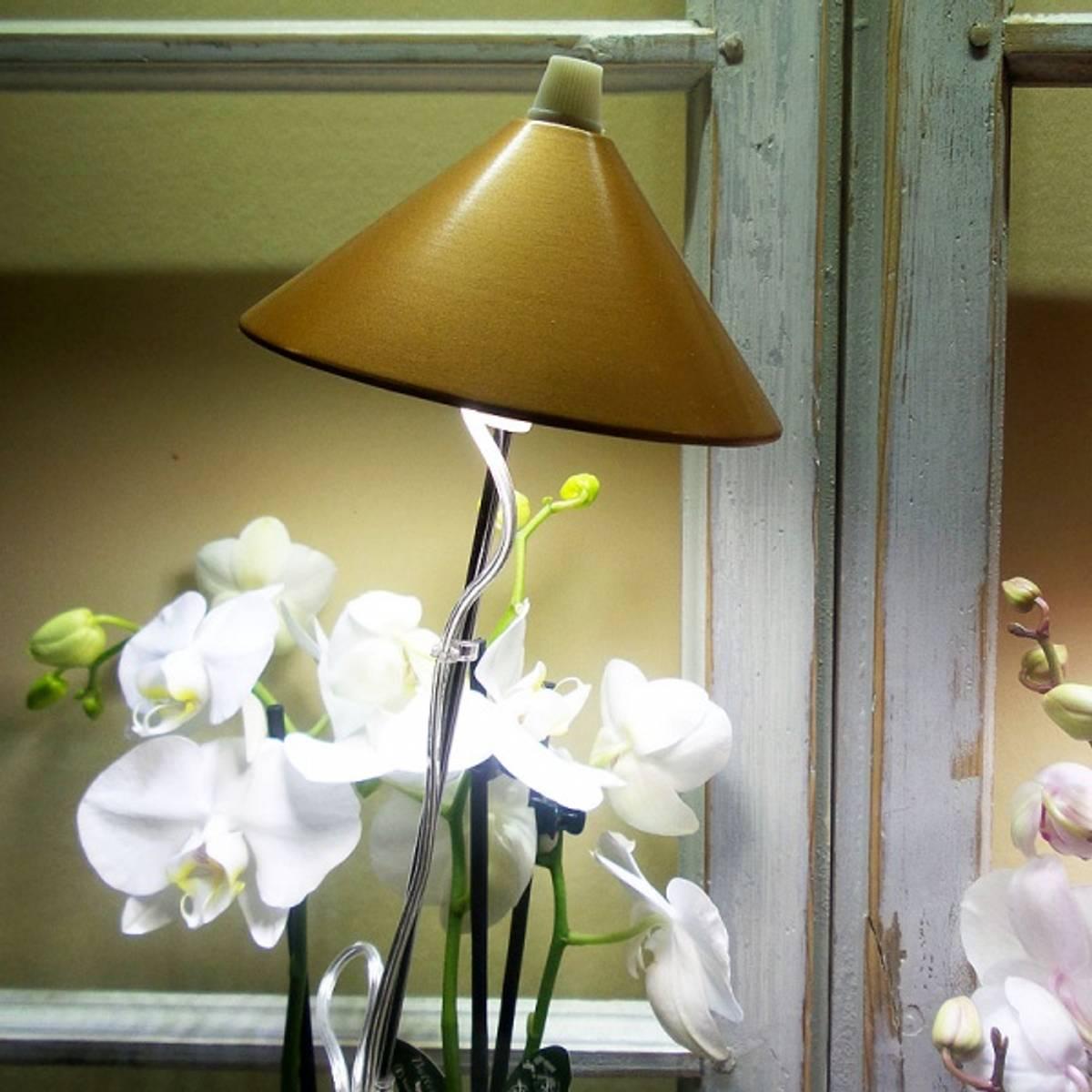 Sunlite LED vekstlampe 'Kobber'