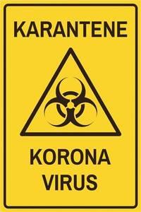 Bilde av Karantene-Coronavirus