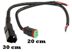 Bilde av DT-2 med kabel