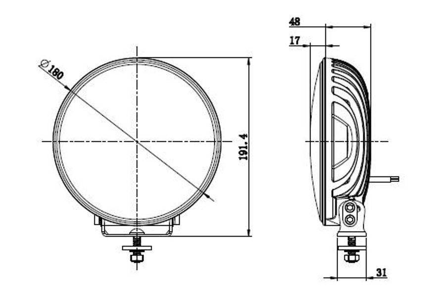 Seeker 7 (180 mm)
