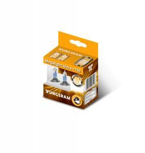 Bilde av H4 Tungsram Megalight Ultra +150%