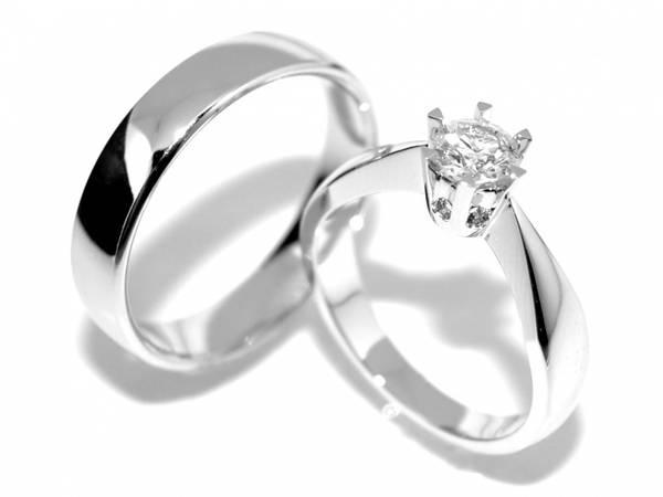 Gifteringer SpesialPris med diamanter 0.40 ct river.si