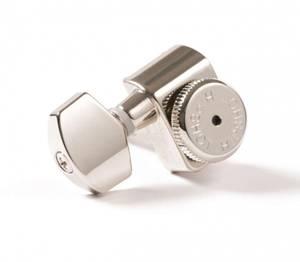 Bilde av Hipshot Fender Directrofit Locking Staggered - nikkel