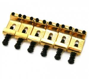 Bilde av Fender Classic Series Gold Bridge Saddles