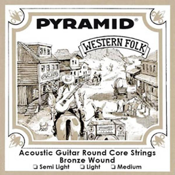 Pyramid Western Folk Round Core 011-050