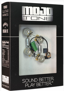 Bilde av Mojotone LP Kit Shortshaft - loddefritt
