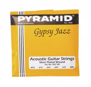 Bilde av Pyramid Gypsy Jazz 011 - 046
