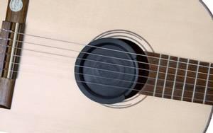 Bilde av Feedbackdemper for klassisk gitar