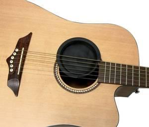 Bilde av Feedbackdemper 10cm for akustisk gitar