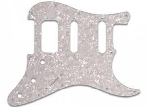 Bilde av Stratocaster American Deluxe HSS - White Pearl