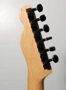 Bilde av Hipshot Locking UMP Kit Fender - Svart