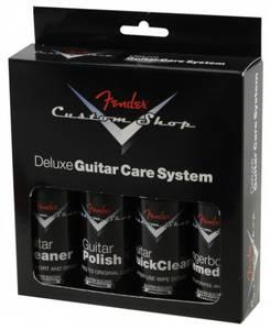 Bilde av Fender Custom Shop Deluxe pleiesett