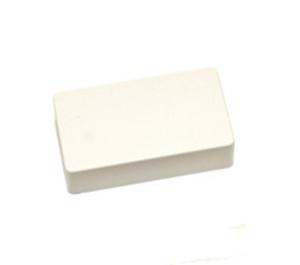 Bilde av Mikrofondeksel - Humbucker - lukket - hvit