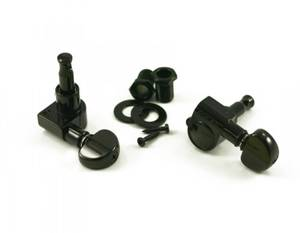 Bilde av Grover Mini mekanikk - 6 IL svart