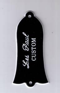 Bilde av Truss Rod Cover - Les Paul Custom style