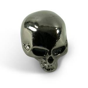 Bilde av Skull knob - svart