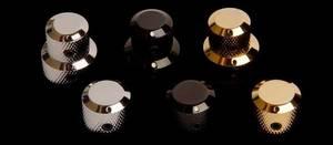 Bilde av J-Retro Dual Concentric Knob Set  - Gold