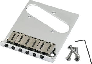 Bilde av Fender American Series Tele Bridge - krom