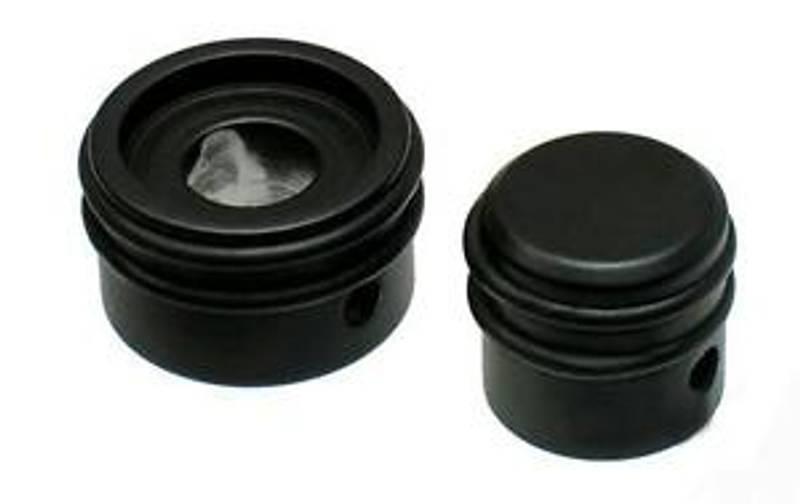 Hipshot O-Ring - stablet - svart