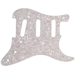 Bilde av Stratocaster SSS - 8 hulls - white pearl