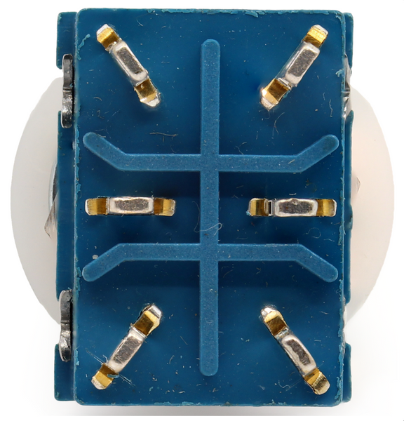 Bryter for pedal DPDT - Momentary Switch
