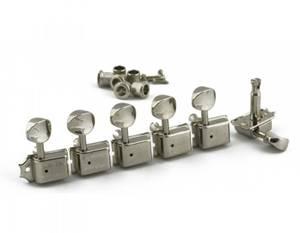 Bilde av Kluson Vintage Tuner - 6 IL nikkel - Double Row