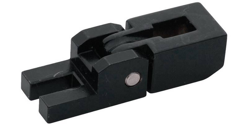 Floyd Rose Original sadel - svart G & D streng