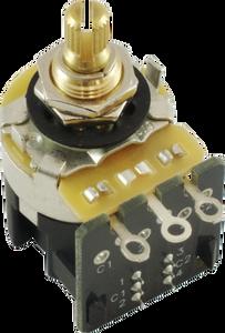 Bilde av Potmeter CTS m DPDT switch 250K