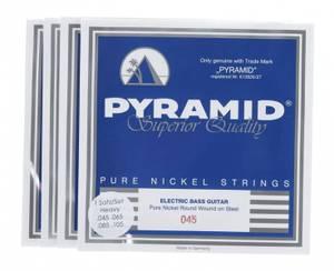 Bilde av Pyramid Bass Pure Nickel .045 - .105