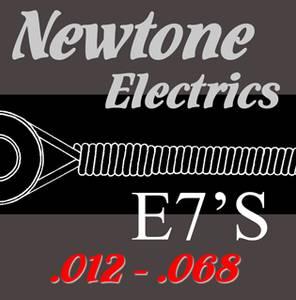 Bilde av Newtone Electrics E7 - 7 strengs 009-056
