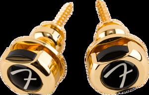Bilde av Fender Infinity Straplock system - gull