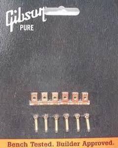 Bilde av Gibson Tune-o-Matic Nashville sadler - gull