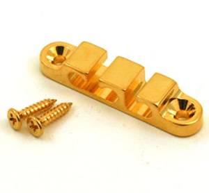 Bilde av Hipshot strengeholder - 3 strenger - gull