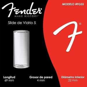 Bilde av Fender Glass Slide 5 tykk Large