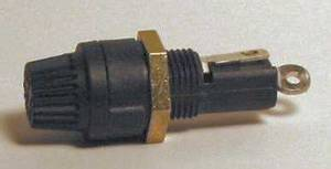 Bilde av Sikringschassi for panelmontering