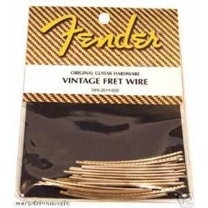 Bilde av Fender frets til gitar - Vintage