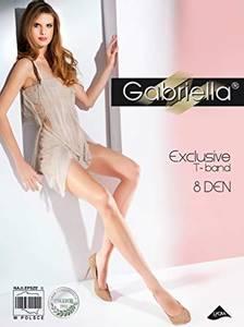 Bilde av Exclusive T-band 8 denier Gabriella