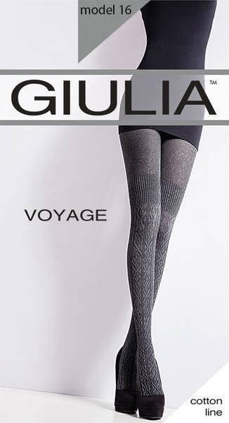 Voyage 180 denier Model 16 Giulia Strømpebukse