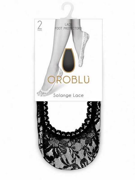 Solange lace steps Oroblu Step sokk