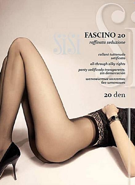 Fascino 20 denier Sisi Strømpebukse
