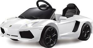 Bilde av Ride-on Lamborghini Aventador Hvit
