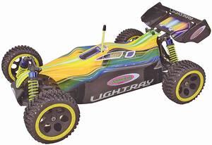 Bilde av Lightray EP 1:10 4WD. 2,4 GHz