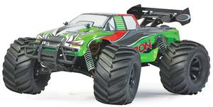 Bilde av Akron Monstertruck BL/LiPo. 4WD. 2,4GHz