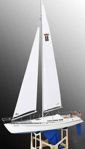 Bilde av Contesse Sailing Yacht. 950x230x1500 mm.