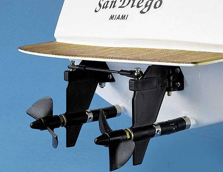 Fittingsett San Diego Mega Yacht