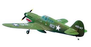 Bilde av P-40 Warhawk ARF. 1360 mm.