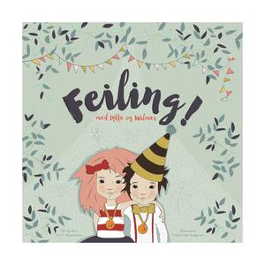 Bilde av Feiling! med Lykke og Wilmer