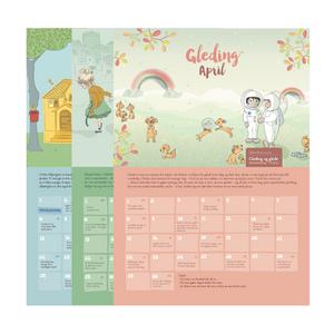 Bilde av Gledingkalenderen